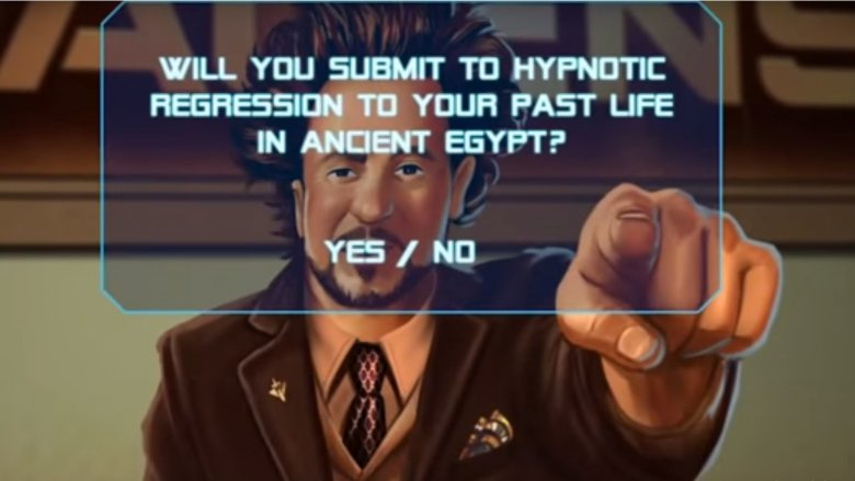 ancient aliens video game giorgio