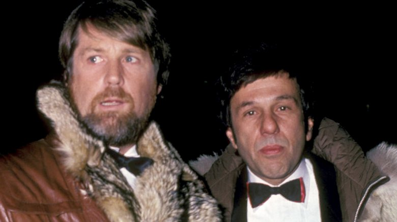 Brian Wilson and Eugene Landy