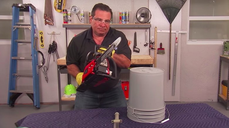flex tape That's a lot of damage!