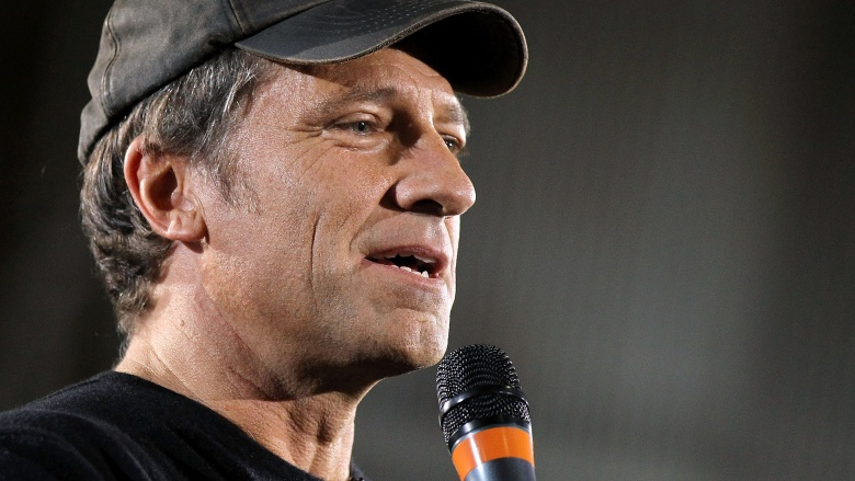 The Untold Truth Of Dirty Jobs Host Mike Rowe - Grunge