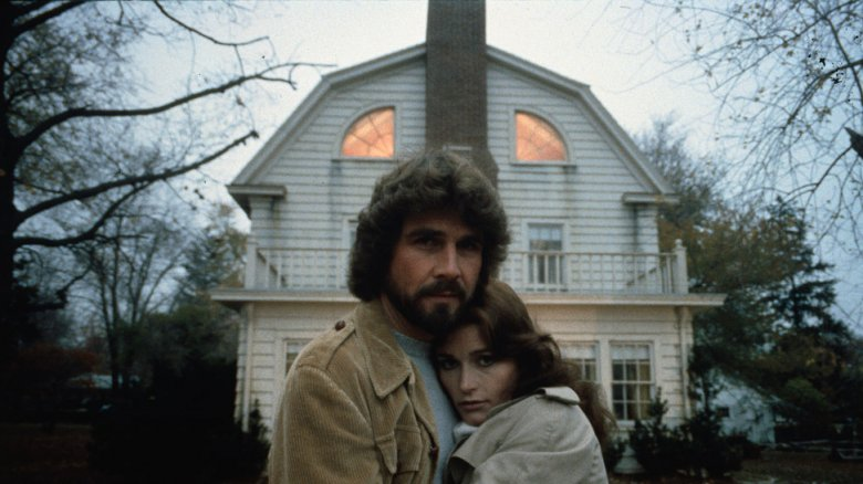 james brolin and margot kidder in the amityville horror