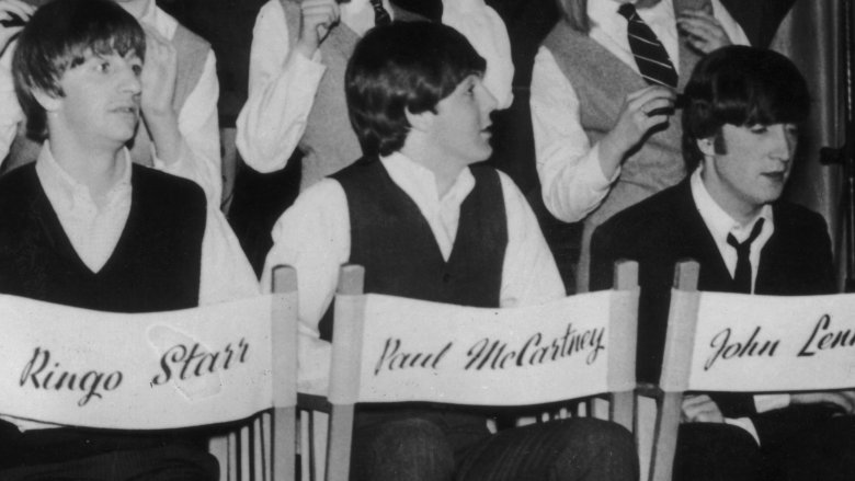 Ringo Starr, Paul McCartney, John Lennon