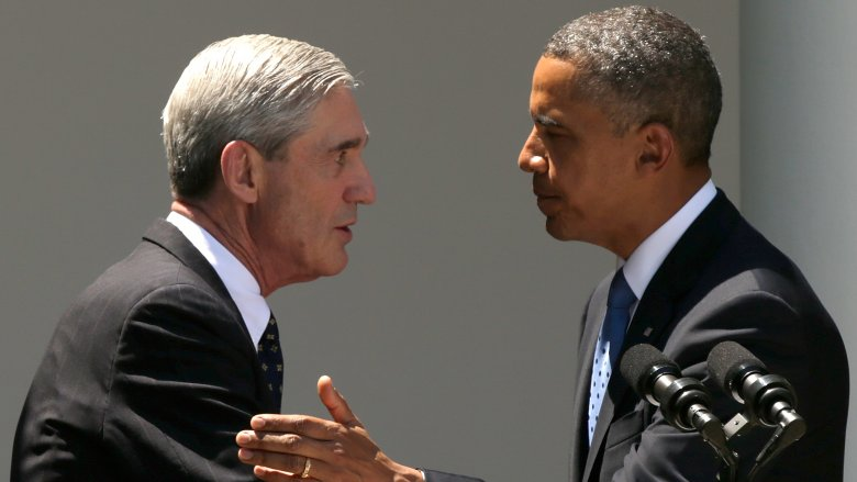 Mueller and Obama