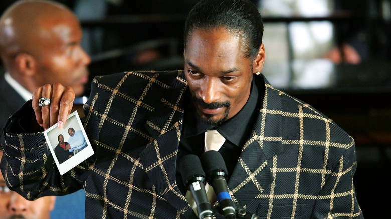 The untold truth of Snoop Dogg
