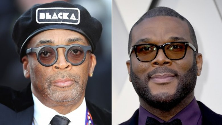 Spike Lee and Tyler Perry