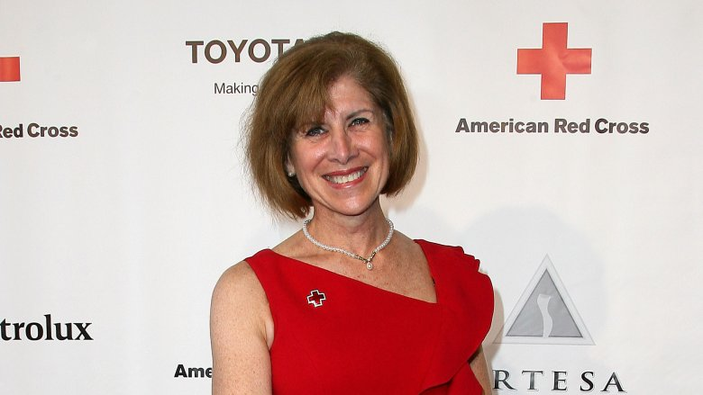 Gail McGovern red cross