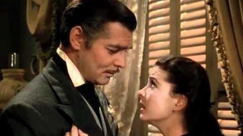gone with wind clark gable