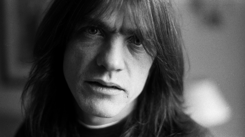 This Is How Much Malcolm Young Was Worth When He Died