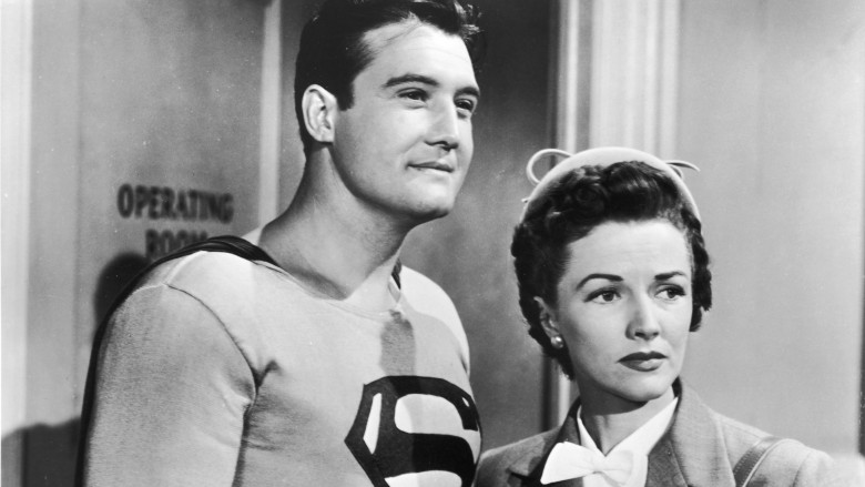 first superman george reeves
