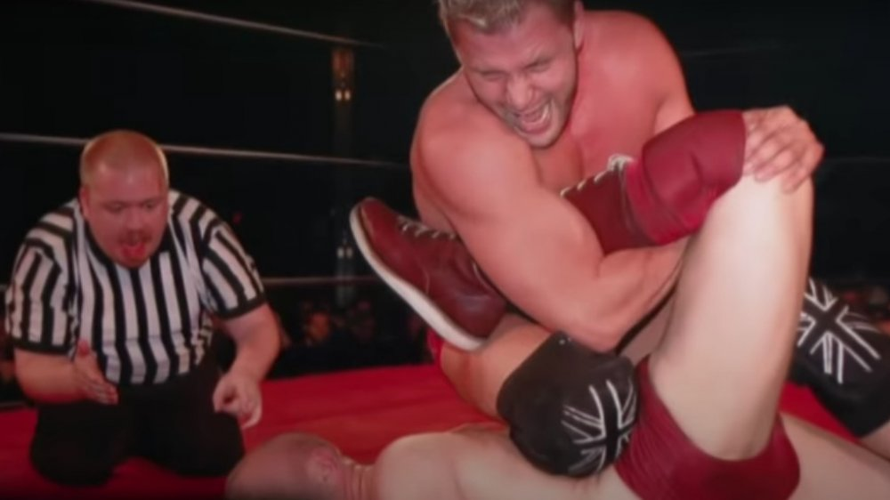 What Nigel McGuinness Did After Leaving Wrestling