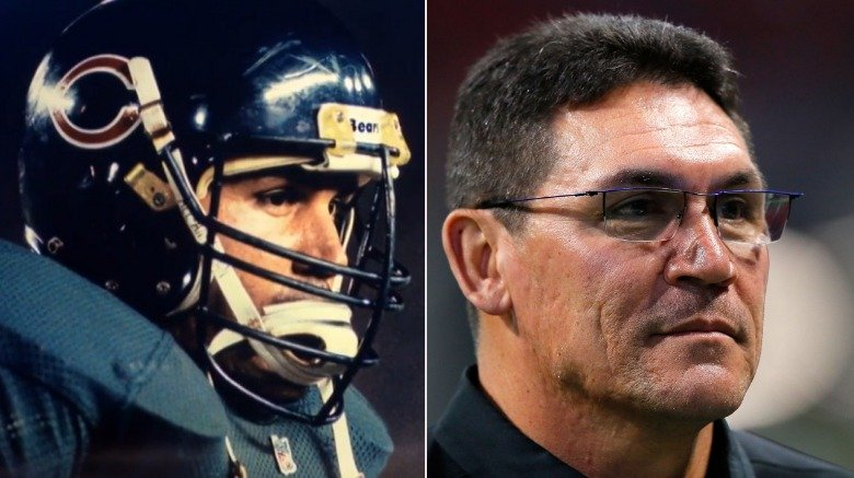 Ron Rivera '85 bears