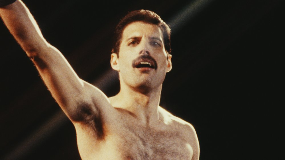 What the final 12 months of Freddie Mercury's life were like