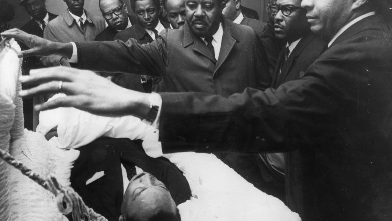 Martin Luther King Jr. funeral
