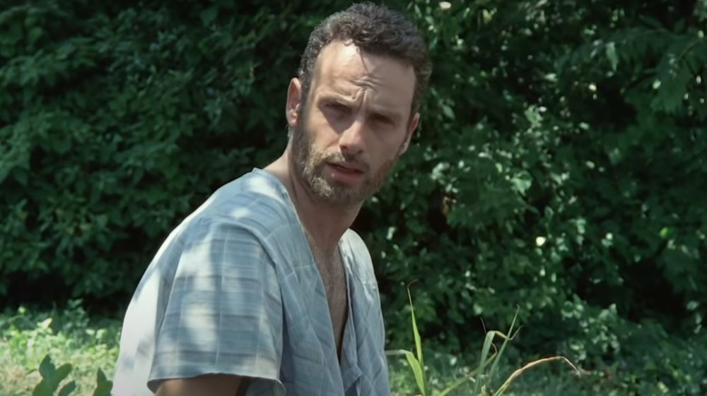 What You Didn't See In The Walking Dead's First Episode