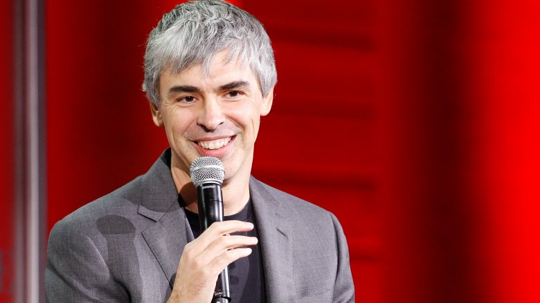 larry page google cofounder