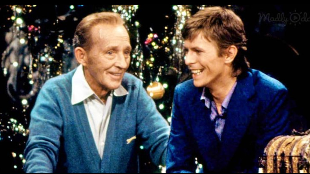 Why David Bowie Recorded A Holiday Duet With Bing Crosby