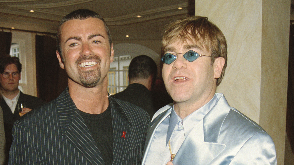 Why Elton John Couldn't Stand George Michael