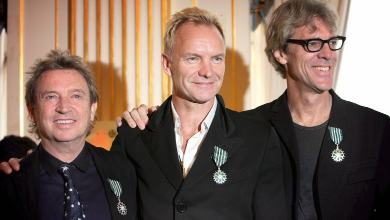 andy summers sting stewart copeland police reunion