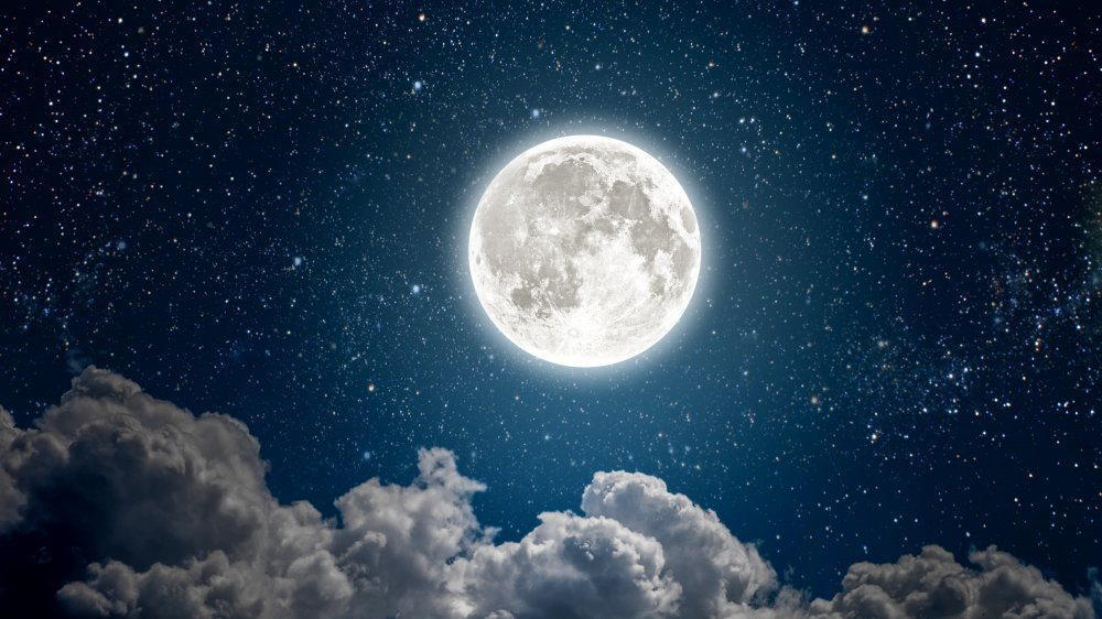 Why the Moon is drifting away